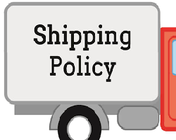 Online Shop - Shipping Policy